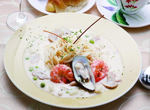 法式奶油海鮮